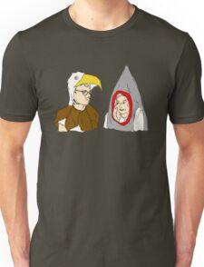 Eagle vs. Shark Unisex T-Shirt