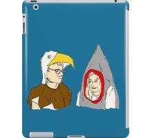 Eagle vs. Shark iPad Case/Skin