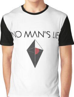 NO MANS SKY - NO MANS LIE Graphic T-Shirt
