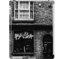 Brick Lane facade 1 iPad Case/Skin