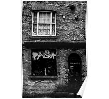 Brick Lane facade 1 Poster