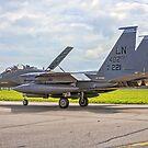 F-15E Strike Eagle 97-0221/LN by Colin Smedley