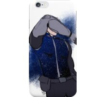 space dad shiro - voltron legendary defender iPhone Case/Skin
