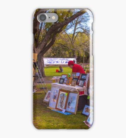 Browsing at SALA iPhone Case/Skin