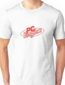 NEC PC Engine - Red Logo Unisex T-Shirt
