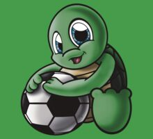 Turtle Soccer Kids Clothes