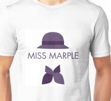 Miss Marple Unisex T-Shirt