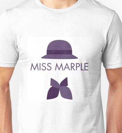 Miss Marple Unisex T-Shirt