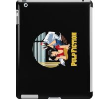 Pulp Fiction - Mia Circular Variant iPad Case/Skin