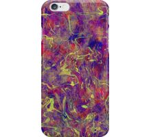 0438 Abstract Thought iPhone Case/Skin