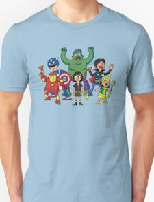 Bob's Avengers Unisex T-Shirt