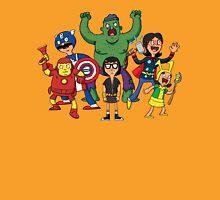 Bob's Avengers Womens Fitted T-Shirt