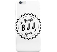 BJJ lifestyle goods iPhone Case/Skin