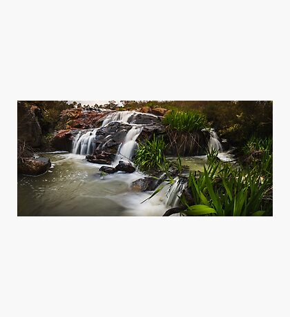 A waterfall without a name Photographic Print