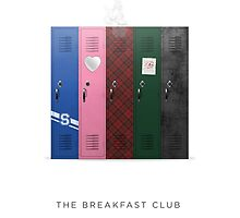 The Breakfast Club by insightforty