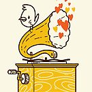 Phonograph and the Bird by Blake Stevenson