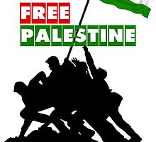 Free Palestine by umairchaudhry