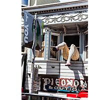 Haight St San Francisco Photographic Print