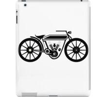 Bike old school iPad Case/Skin