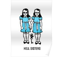 Hell Sisters Poster