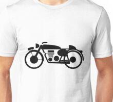 Bike old school Unisex T-Shirt