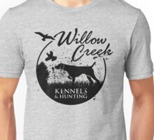 Willow Creek Kennels Hunting Unisex T-Shirt