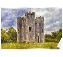 Blaise castle, Bristol, UK Poster