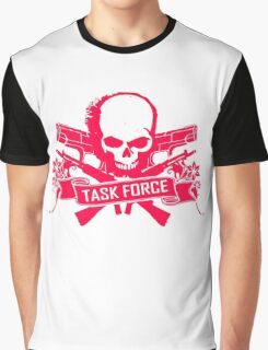 Modern Task Force Graphic T-Shirt