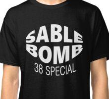 Sable Bomb wrestling Classic T-Shirt