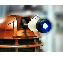 Exterminate! Photographic Print