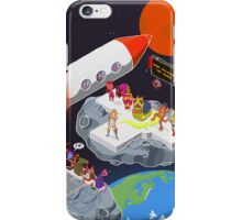 Funny Point of View -Rich Hall iPhone Case/Skin