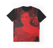 Noomi Rapace - Celebrity Graphic T-Shirt