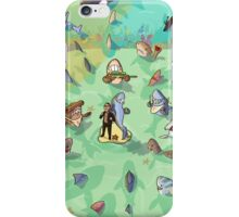 Funny Point of View -Sean Lock iPhone Case/Skin