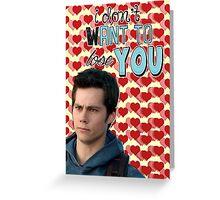 Season 5 Teen Wolf Greeting Cards [Stiles] Greeting Card