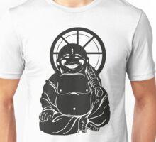 Buddha with Umbrella Unisex T-Shirt