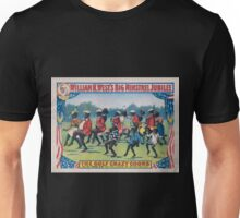 Performing Arts Posters William H Wests Big Minstrel Jubilee 1779 Unisex T-Shirt