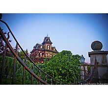 Phantom Manor (Disneyland Paris) Photographic Print