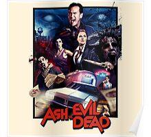 Ash Vs Evil Dead Series Poster