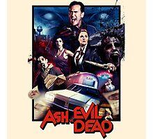 Ash Vs Evil Dead Series Photographic Print