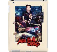 Ash Vs Evil Dead Series iPad Case/Skin