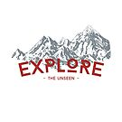 EXPLORE THE UNSEEN by Magdalena Mikos