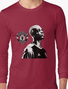 Paul Pogba - Manchester United Long Sleeve T-Shirt