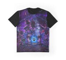 Psilocybin Fungal Shamen Graphic T-Shirt