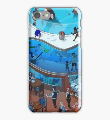 Funny Point of View –Lynda Montgomery iPhone Case/Skin