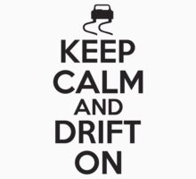 Keep calm and drift on by nektarinchen