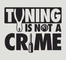 Tuning is not a crime by nektarinchen