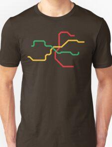 Prague Metro T-Shirt