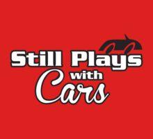 still plays with cars by nektarinchen