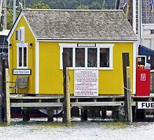 Tisbury Wharf Company by phil decocco