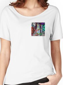 Future New York Women's Relaxed Fit T-Shirt